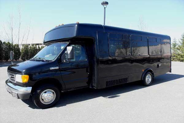 18 passenger Albuquerque party buses