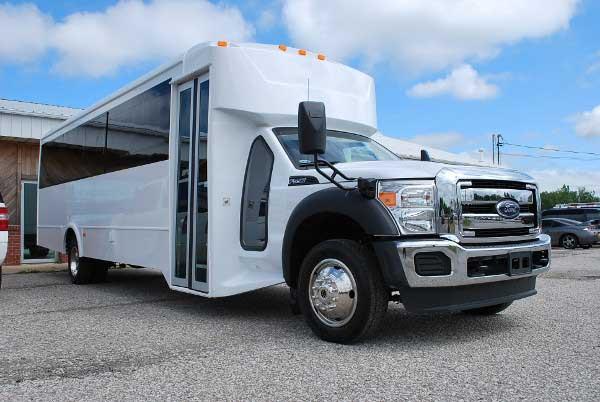 22 Passenger party bus rental Albuquerque