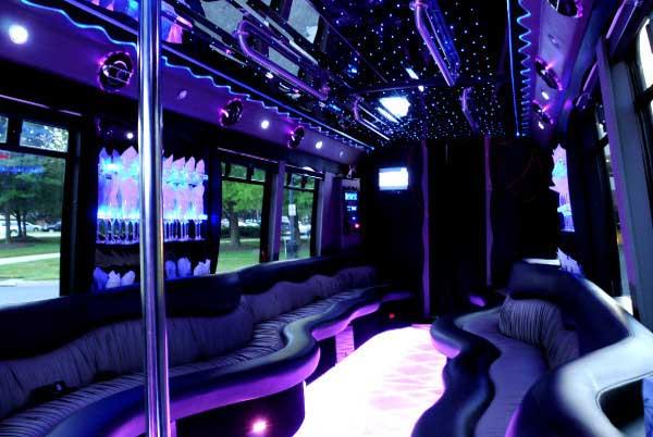 22 people party bus Albuquerque