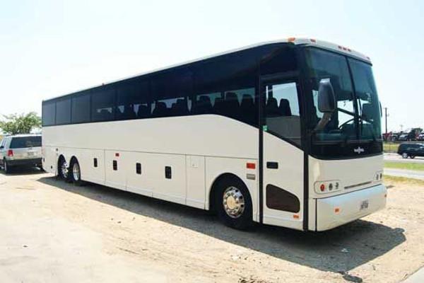 50 passenger charter bus Albuquerque