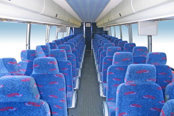 50 people charter bus Albuquerque