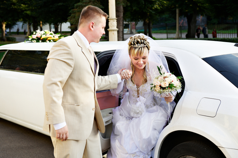 wedding transportation limo service albuquerque