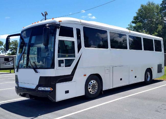 Albaquerque 36 Passenger Shuttle Bus